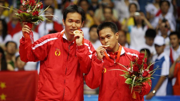 Final Ganda Putra di Olimpiade Beijing Picu Revolusi ...