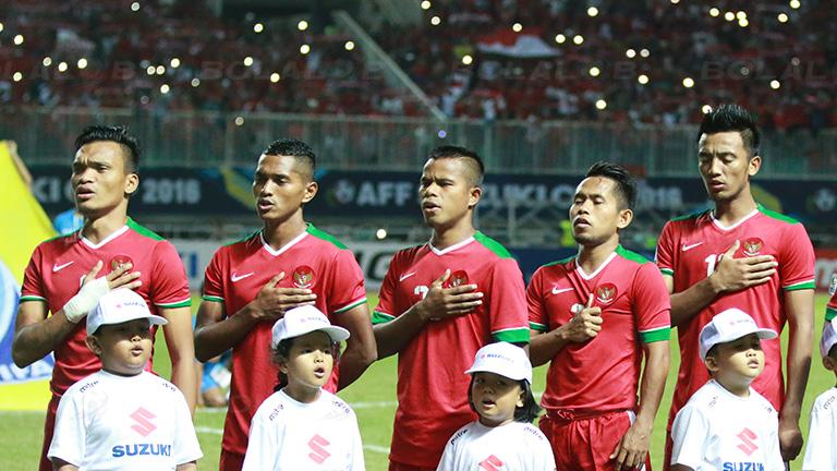 (PIC:Daftar Skuat Timnas Indonesia Yang Dibawa ke Vietnam)