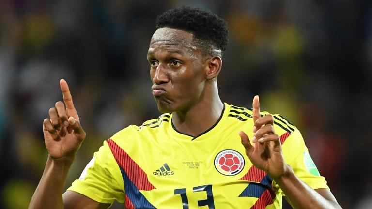 Top Skor Kolombia di Piala Dunia 2018 Siap Bertahan di Barca