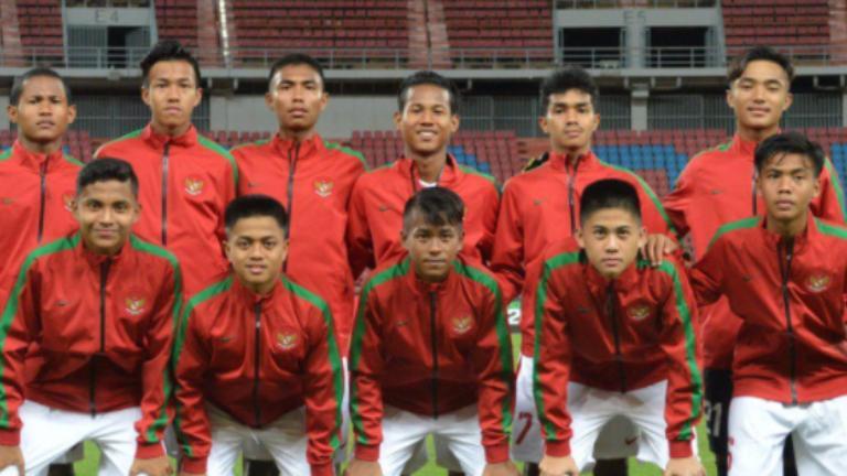 Sutan Zico Bersinar, Timnas Indonesia U16 Bekuk TimorLeste  Bolalob.com