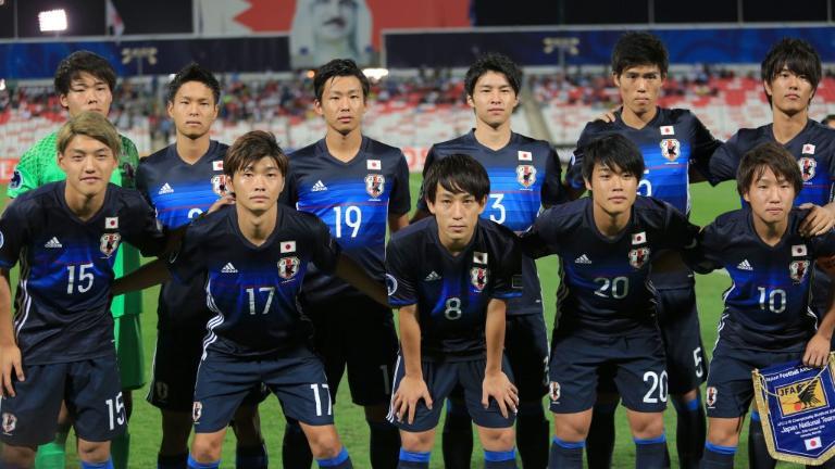 Daftar Skuat Jepang di Asian Games 2018, Tanpa Pemain