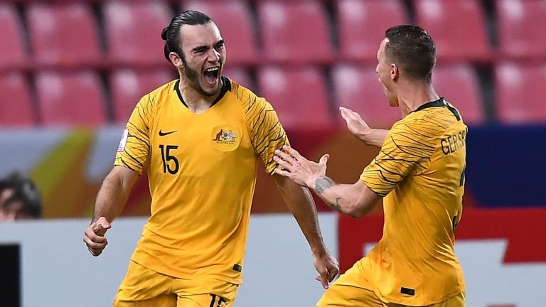 Piala Asia U-23 2020: Australia Raih Peringkat Ketiga ...