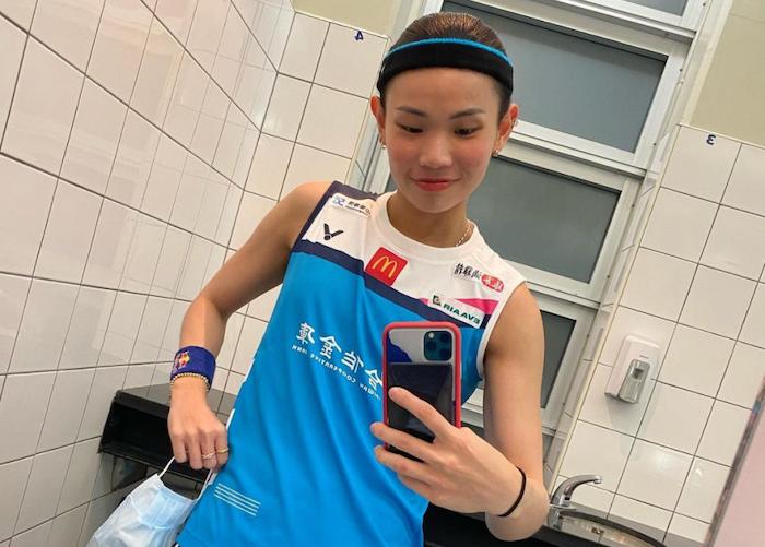 Tai Tzu Ying (sumber : Instagram @tai_tzuying)