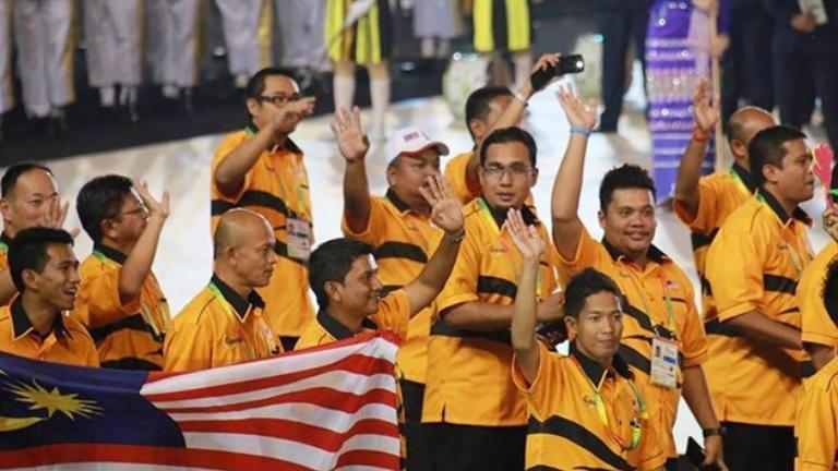 Malaysia Kirim Banyak Atlet di Asian Games 2018 - Bolalob.com