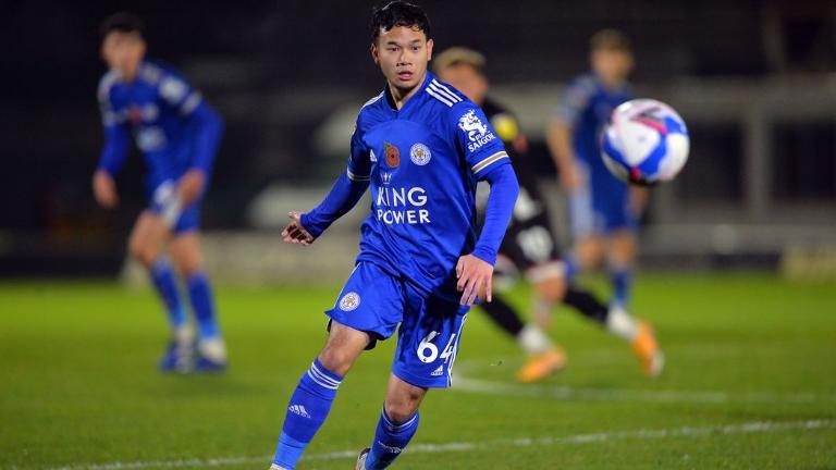 Bintang Muda Leicester City, Thanawat Suengchitthawon Belum Tentu Mau Bela  Timnas Thailand - Bolalob.com