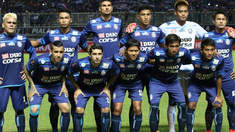 Berikut Daftar Pemain Arema FC untuk Musim 2018 - Bolalob.com