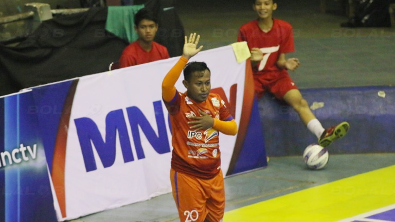 Video: Kala Albagir 'Dikolongin' Legenda Futsal Indonesia