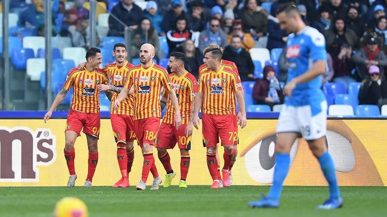 3 Tim Yang Terdegradasi Dari Liga Italia Serie A Bolalob Com
