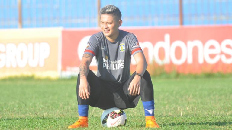 (PIC:Pemain Mega Bintang Indonesia Ini Isyaratkan Gabung Persija Musim Depan)