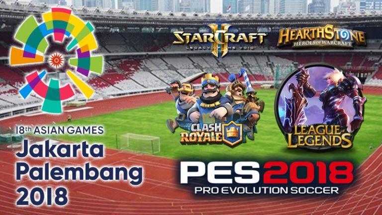 55820180612221435485 - Asian Games 2018 Cabang Esport