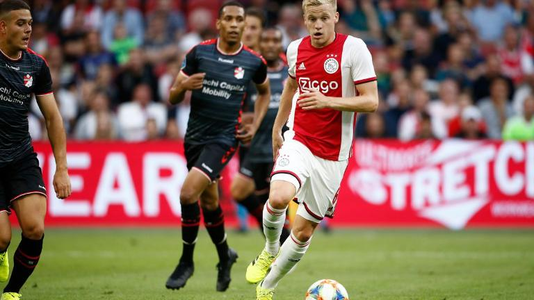 Link Live Streaming Liga Champions: Valencia VS Ajax ...