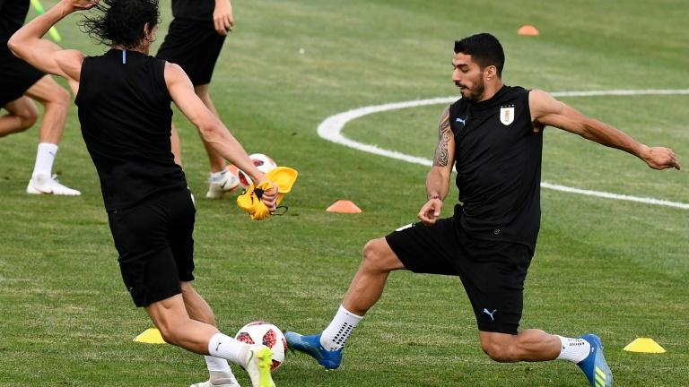 Piala Dunia 2018: Susunan Pemain Uruguay Vs Portugal ...