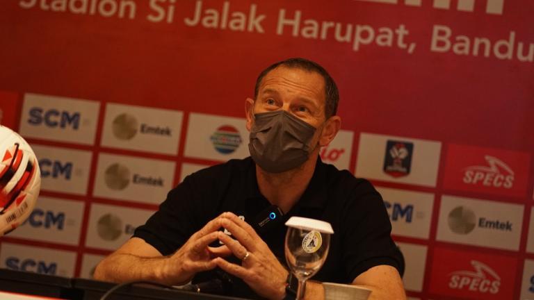 Misi Dejan Antonic dalam Laga Perdana PSS di Piala Menpora ...