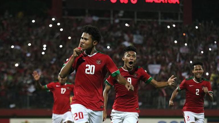 Final Piala AFF U-16 2018: Susunan Pemain Indonesia Vs ...