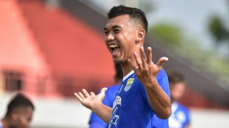 """Stok Gelandang Persib """"Gendut"""", Abdul Aziz Bicara"""