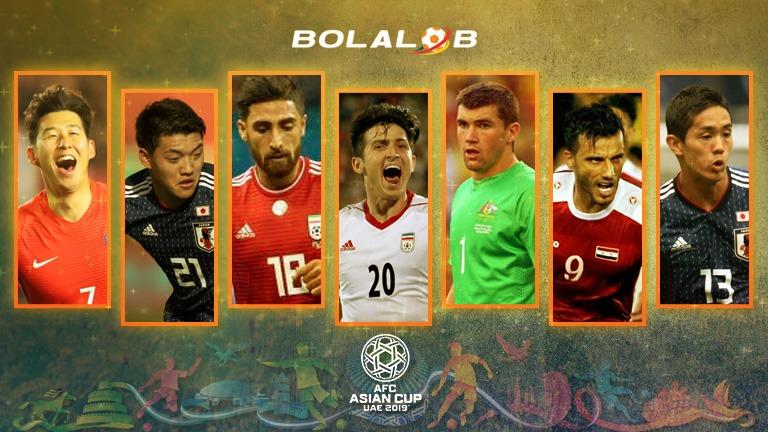 Deretan 10 Pemain Termahal di Piala Asia 2019 - Bolalob.com