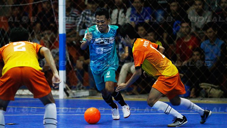 Comeback Gemilang Bawa DLS FC Banyumas Taklukan My Futsal Cosmo -  Bolalob.com 1ea4aee91bf06