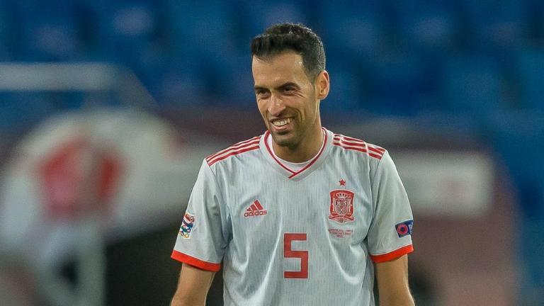 8 Hari Jelang EURO 2020, Sergio Busquets Positif COVID-19 - Bolalob.com