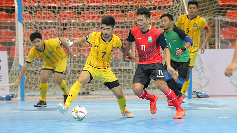 Video Highlights AFF Futsal 2016: Timor Leste vs Brunei ...
