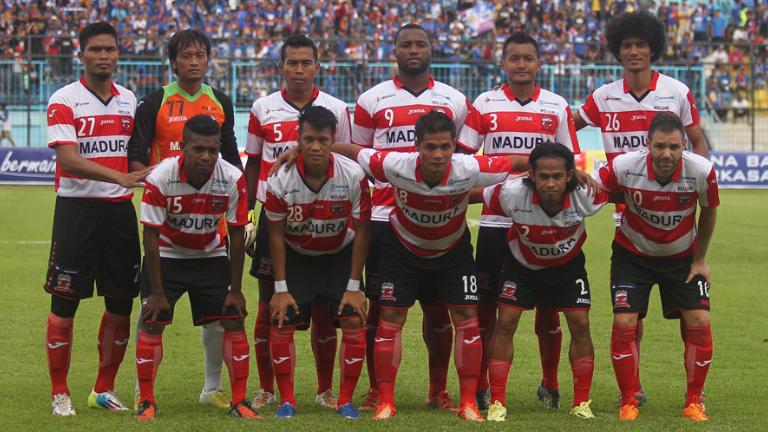 (PIC:Pertahankan Gomes , Madura United Kedatangan 3 Pemain Anyar)