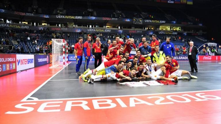 Daftar Para Juara Piala Futsal Eropa, Spanyol Raja Futsal ...