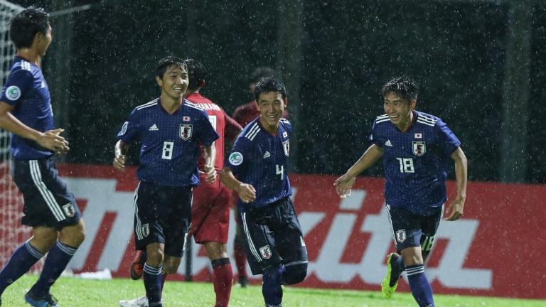 Piala Asia U-16 2018: Thailand Telan Kekalahan Telak dari ...