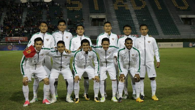 Hanya Imbang Lawan Thailand, Timnas Indonesia Gagal ke Piala Asia U23 2018  Bolalob.com