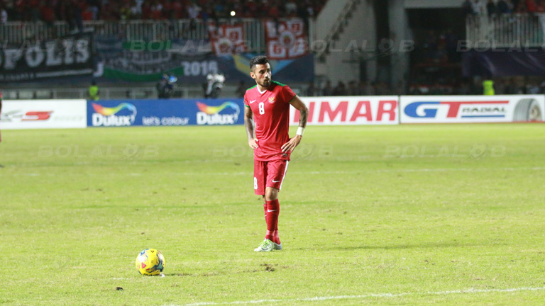 (PIC:Lilipaly Siap Hadapi Thailand di Final)