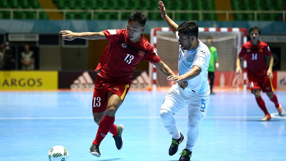 Boot Watch: Piala Dunia Futsal 2016 - Bolalob.com