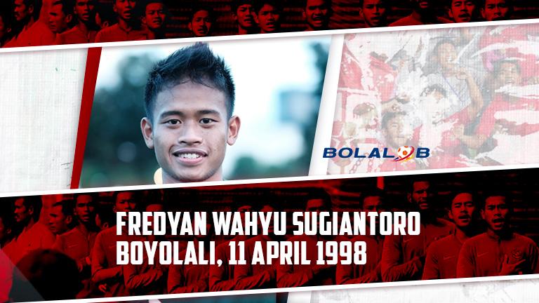 Profil Timnas Indonesia U-23: Fredyan Wahyu - Bolalob.com