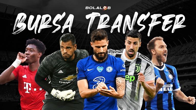 10 Pemain Yang Mungkin Akan Pergi di Bursa Transfer Januari 2021 -  Bolalob.com