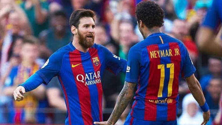 Isi WhatsApp Messi ke Neymar Terungkap, Siap Gabung PSG ...