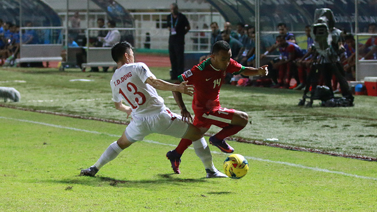 (PIC:Video: Rizky Pora Tunjukan Teknik Sekelas Neymar)