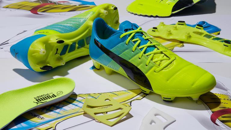evoPower 1.3 Sepatu Sepakbola Generasi Terbaru Dari Puma