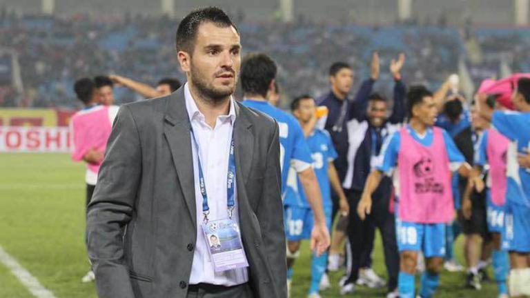 (PIC:Simon McMenemy Resmi Jadi Juru Taktik Bhayangkara FC Musim Depan)
